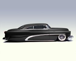 1953 Buick by charger