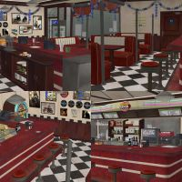 Dead Or Alive 5 Johnny's Dinner by ArmachamCorp