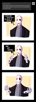 [Ask-] no fux given by StealthNerd