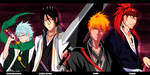 Bleach  [collab] by uchiha-itasuke