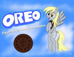 Ponified Oreo Ad by Daedric-Pony
