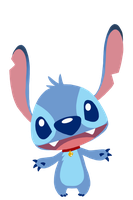 Disney's Stitch by StrayMinK