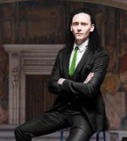 Loki - Waiting on You by RancidRainbow
