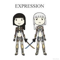 TLR: Expression by Silver1bow