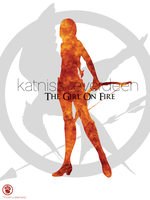 Katniss Evevdeen by jaaawn