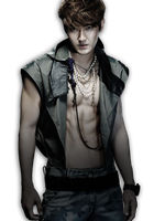 SiWon (Mr Simple B) (PNG) by capsvini