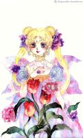 sailormoon: princess Cerenity by Lovepeace-S