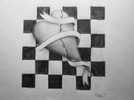 Checkered Heart by Taryn2007