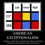 American Exceptionalism Irony by BullMoose1912