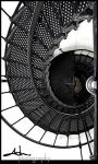 lighthouse stairs by NWunseen