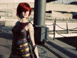 Leliana 2 - MCM Expo, Oct '11 by hollysocks