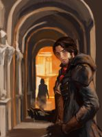 Assassin's Creed Unity--Arno Dorian by Zombie-army