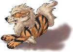 Arcanine by Moople123