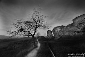 Devils Way by MatthiasHaltenhof