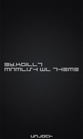 MNMLISH WL THEME by kgill77