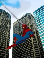 Spiderman! by Astralview