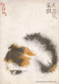 Mcnulty, the guinea pig by karozilla
