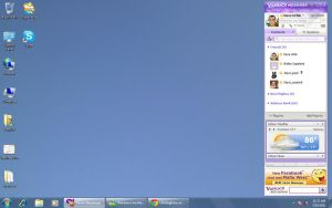 Desktop Screenshot 7-19-2011 by LittleBigDave