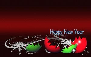 Happy New Year by sed
