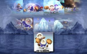SSBB-Ice Climbers by An-D-Man333