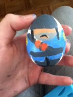 BLU Soldier Easter Egg by snowsuper123