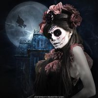 Bella Muerta by Fotomonta