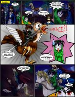 An Elves' Tale - Page 74 by GhostHead-Nebula