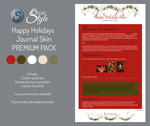 Happy Holidays ~ Premium Content by ClearStyle