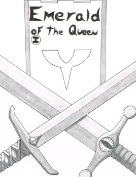Emerald of the Queen front page by covectide-tracker
