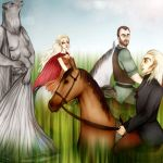 Game of Thrones - Daenerys IV. by Hed-ush