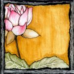 lotus flower by UpadanaSaddha