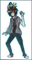 Request ~ male!Vriska by Pony-UnTastic