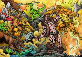 Warlords and Warriors 2 by danbrenus