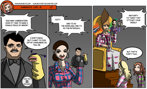 Gamergate life 31 by KukuruyoArt