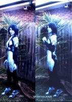 Cortana cosplay 2013 by SpartanJenzii