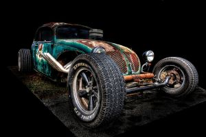 Volkswagon Rat Rod by jmotes