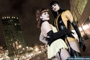 Silk Spectre n by Annisse