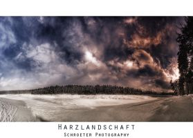 Landscape of the Harz by matze-end