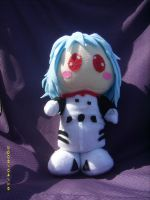 Rie  plushie by AdorkableByDesign1