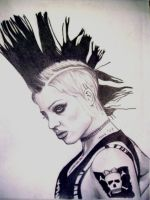 Brody Dalle by shapudl