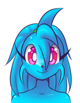 Spaicy front view by LoulouVZ