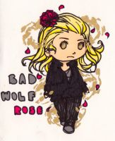 Bad Wolf by WhatItMeansToBeHuman