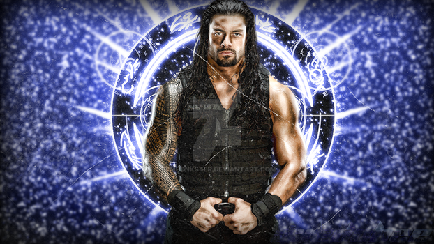 New Roman Reigns WWE Theme - now on my YouTube! by cmpunkster