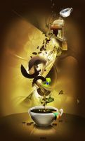 Coffee Maker by Ecstatic-ectsy