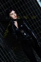Catwoman by darkagesun