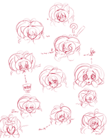 Many Expressions of Tawny by Neme303