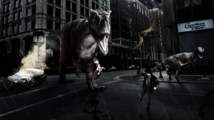 Dinosaurs by TRCGRAPH