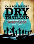 Dry Thailand: Flood Relief by deknarok