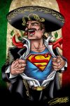SUPERMARIACHI Fullcolor by VAXION