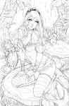 Elite Alice BW by ToolKitten